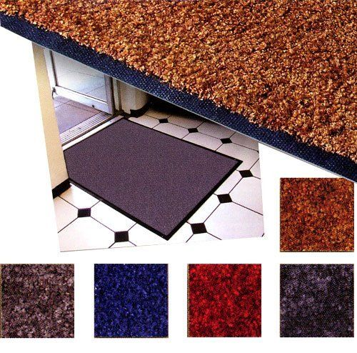 Apache Grip Premium Indoor Entrance Floor Mat Regal Red 2' X 3' by Apache Mills. $52.92. Classic construction!  Machine- washable commercial mat with durable nylon yarn and a nitrile rubber backing  Skid resistant backing minimizes movement.  Made with durable high quality nylon yarn for great absorption.  Recommended for indoor high-traffice entrances.  Standard sizes are nominal NOT actual.. Save 17%!