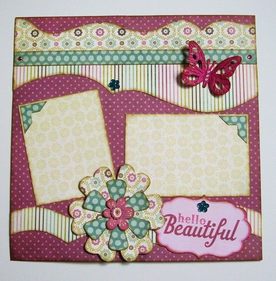 This is a very feminine layout for one of the beautiful ladies in your life! ~~~~~~~~~~~~~~~~~~~~~~~~~~~~~~~~~~~~~~~~~~~~~~~~~~~~~~~~~~~~ I