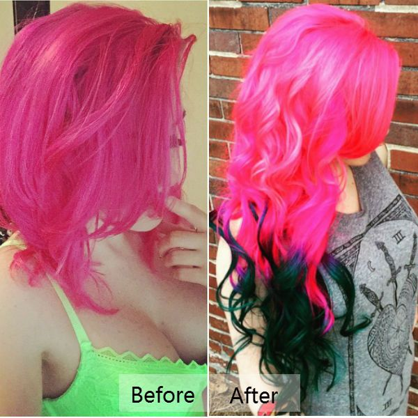 72 best hair extensions before and after images on pinterest 6 reasons to choose clip in hair extensions pmusecretfo Image collections