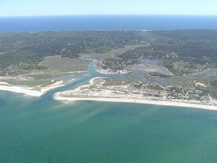 Pamet Harbor In Truro On Cape Cod Truro Cape Cod