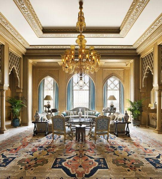 Alberto Pinto - Interior Designs  Villa in Koweit