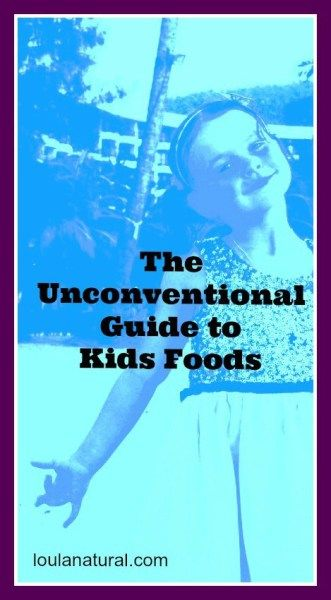 I love talking about food. The speed kids grow and develop is so fast their need for nutrients is huge. Why are they marketed such nutrient devoid food like cereal, bread and biscuits. It's a travesty. We need to change how we feed kids. www.loulanatural.com