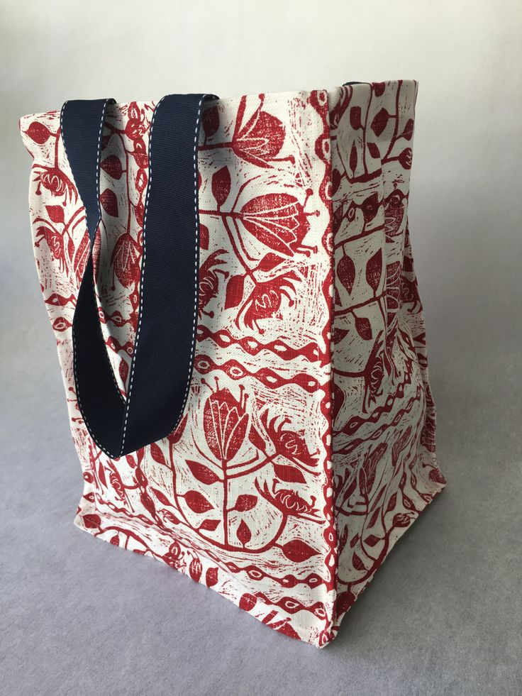 Book Bags by MaradadhiTextiles on Etsy