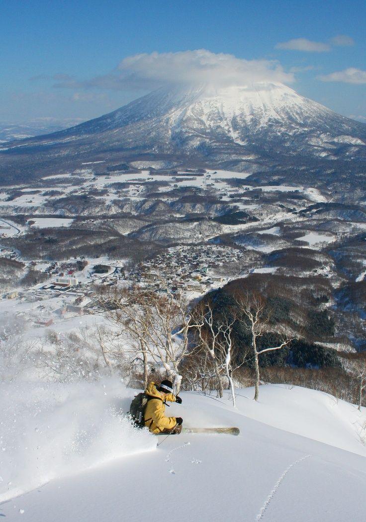 Niseko, Japan - The World's Top Ski Resorts for Powder
