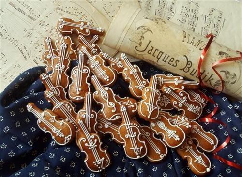 #perníky #zdobenéperníky #gingerbread