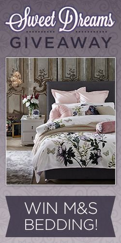 #Win a Set of Floral Print #Bedding from Marks & Spencer! #competition #WomenFreebies