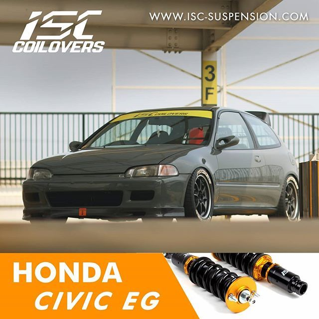 Stancenation Indonesia Isc Coilovers Honda Civic Eg Is Available In Stock Isccoiloverindonesia Isccoiloverindonesia For Enq Honda Civic Civic Eg Coilovers