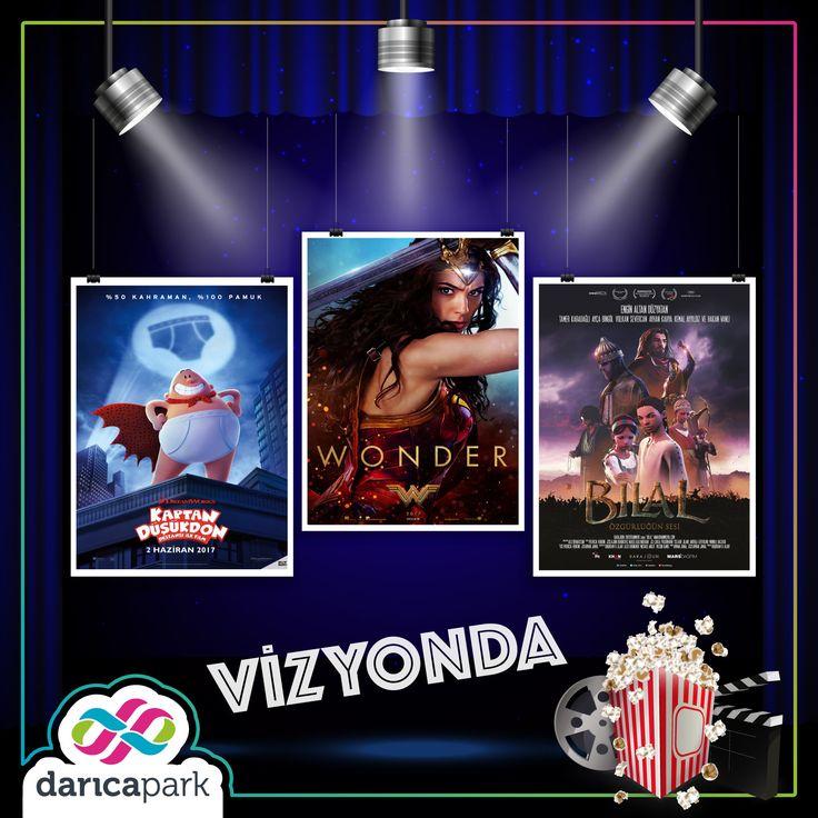Bu hafta sonu hangi filme gidiyorsun?