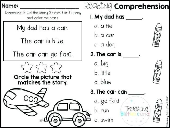 21 Reading Comprehension Worksheets For Grade 3 Pdf Accountin In 2020 Free Kindergarten Reading Reading Comprehension Kindergarten Reading Comprehension Worksheets