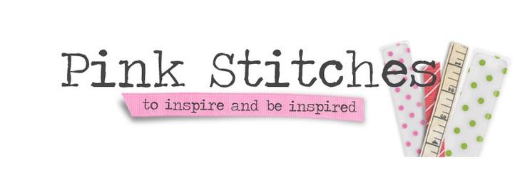 Pink StitchesPouch Tutorial