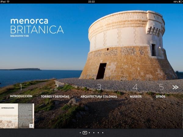 """Ebook """"Menorca Británica"""" by MENORCAFOTO , via Behance"""