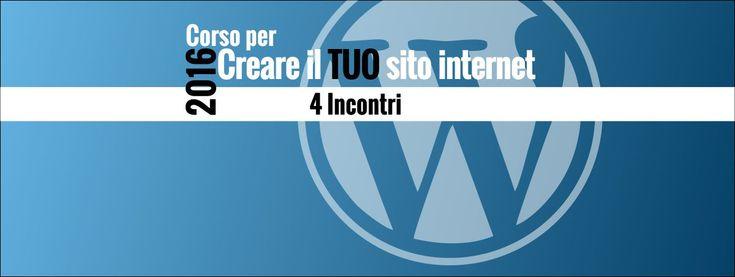 corso web design wordpress