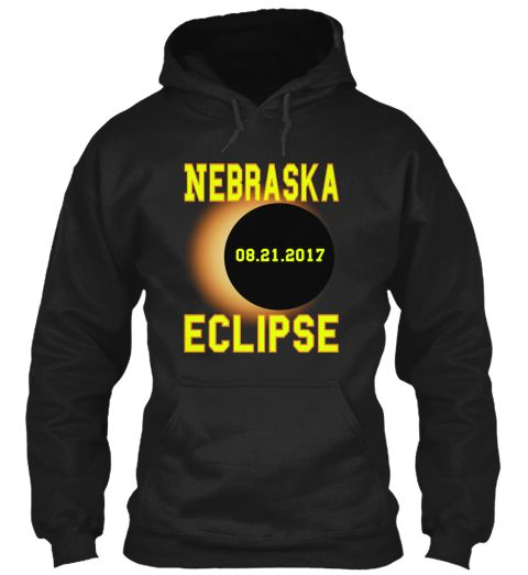 Nebraska 08.21.2017 Eclipse Black T-Shirt.Total Solar Eclipse August 2017 Shirt #Solar #Eclipse #SolarEclipse #sun #moon August eclipse t-shirt. Perfect to wear on U.S. Ring Of Total Solar Eclipse watching trip, party. Awesome for USA solar eclipse chasers,eclipse enthusiasts, students, teachers,friends, Actual astronomer, stargazer as gift. #Augusteclipseshirt , #SolarEclipse #Eclipse #solar #beer #party #2017TotalSolarEclipse #eclipse2017 #eclipse #space #science #moon #us #america