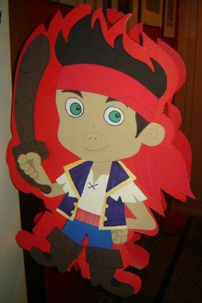 Jacke y los piratas