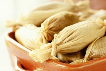 Make Humitas Steamed Corn Tamales with This Recipe