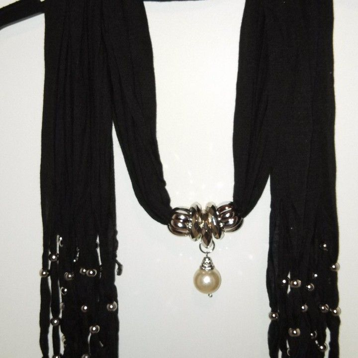 Black Pearl Scarf from Country Casual Clothing Company for $12.99 on Square Market