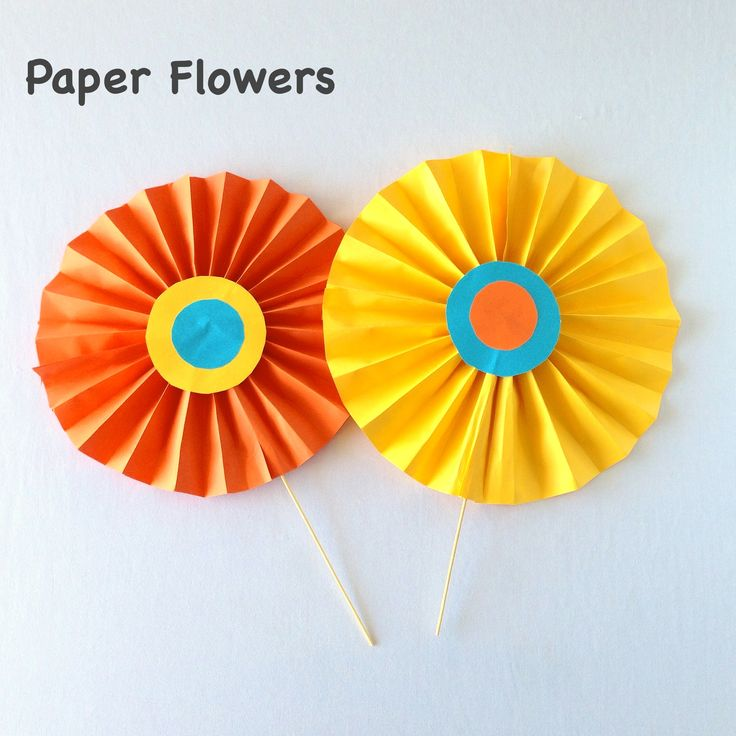 Paper Flowers Craft Pinterest