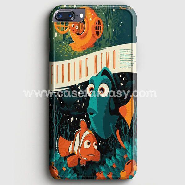 Finding Nemo Address iPhone 7 Plus Case | casefantasy