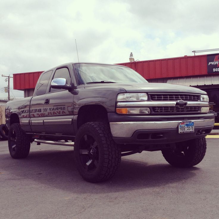 2001 chevy silverado 1500 4x4 gas mileage