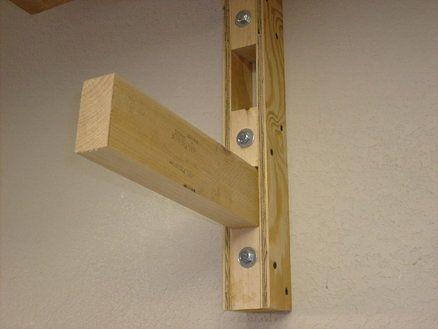 Lumber racks... above RAS? or above bench left of RAS?