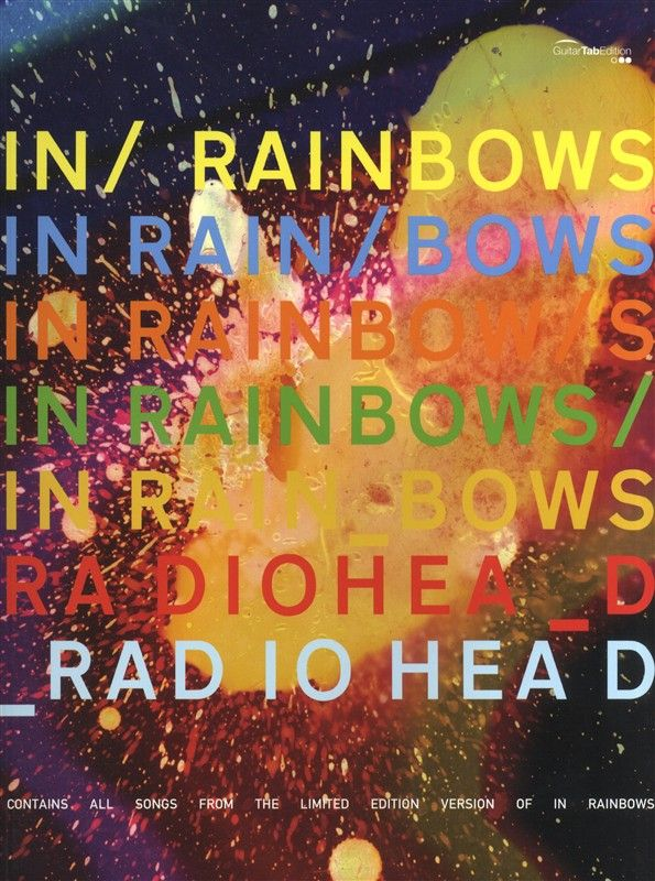 Radiohead: In Rainbows - Guitar Tab. £16.99
