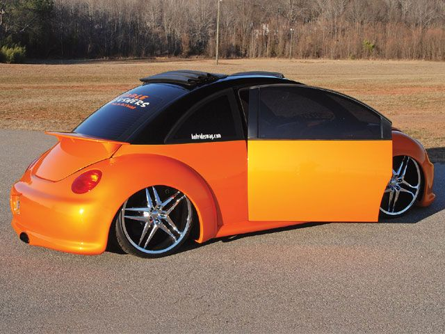 tuned vw new beetle new beetle tuning foto topic. Black Bedroom Furniture Sets. Home Design Ideas
