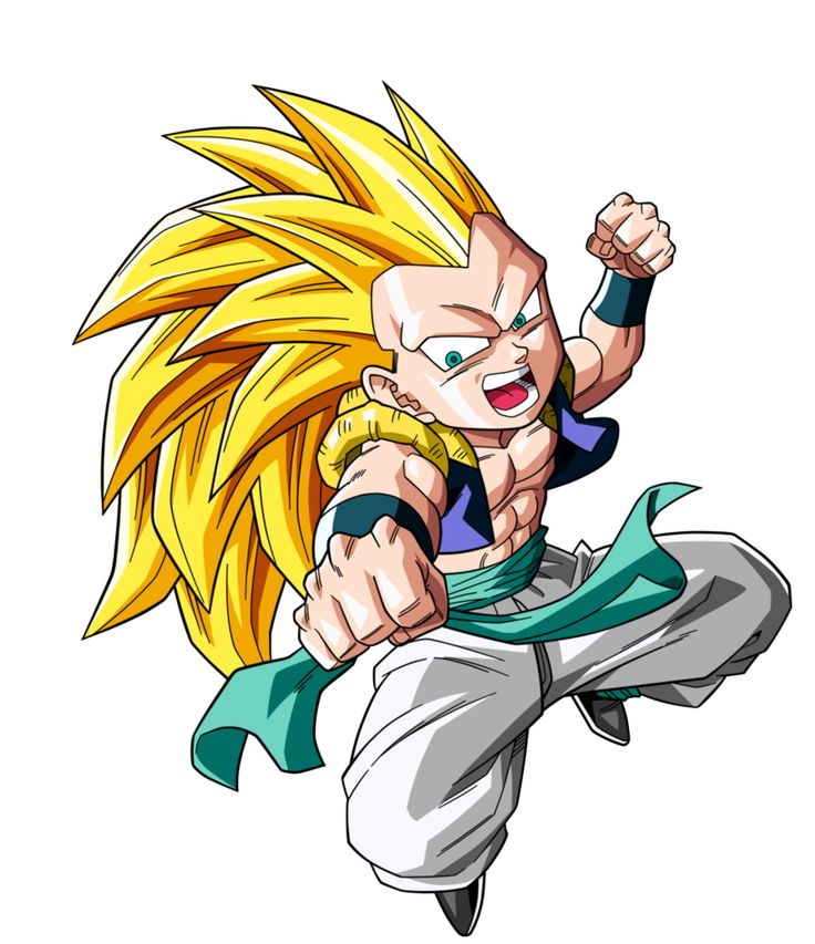 Gotenks Ssj 3 by maffo1989.deviantart.com on @DeviantArt #DragonBall #ドラゴンボール