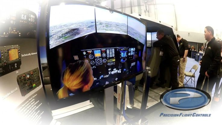 flygcforum.com ✈ PRECISION FLIGHT CONTROLS ✈ DCX Max Simulator ✈