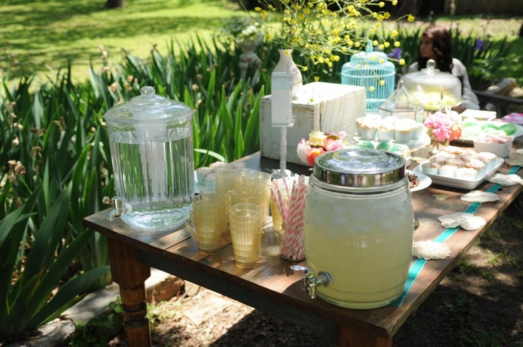 Outdoor Country Wedding Shower Ideas: 1000+ Ideas About Outdoor Bridal Showers On Pinterest