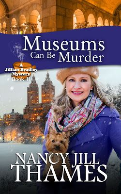 "COZY MYSTERY MAGAZINE: A new book on the horizon:   ""Museums Can Be Murde..."