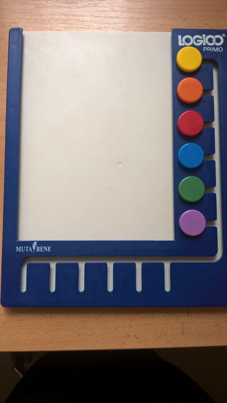 LOGICO PRIMO+KARTY Ideální od 3let,nejlepší pro předškoláky/učení se interaktivní formou
