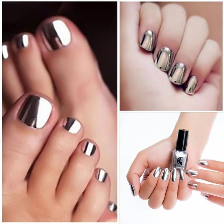 62 Best Pretty Nail Polish Colors For Black Girls Images: Best 25+ Mirror Nails Ideas On Pinterest