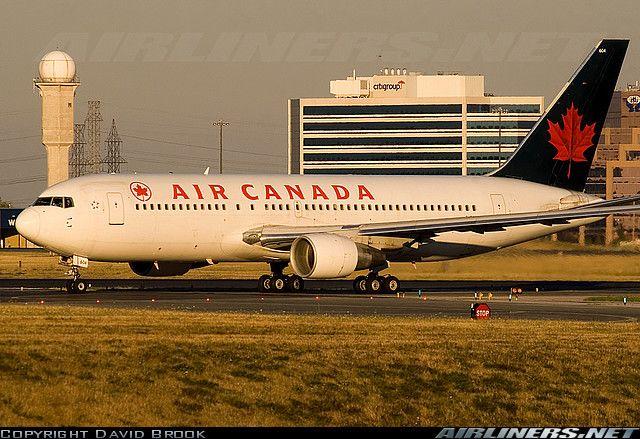 Gimli Glider of Air Canada