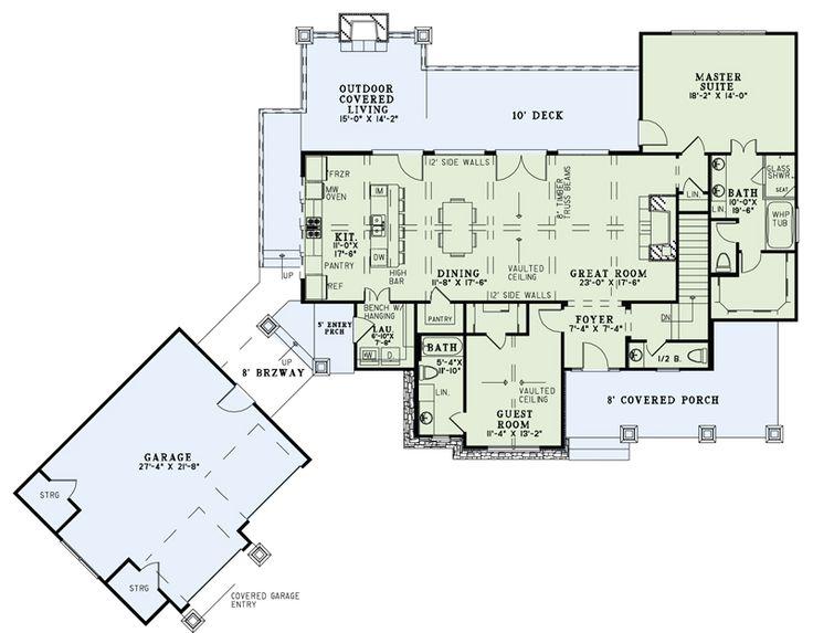 17 Best Images About Floor Plans On Pinterest Farmhouse
