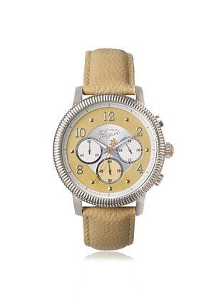 55% OFF Original Penguin Men's 1008 SL Dino Beige Stainless Steel Watch