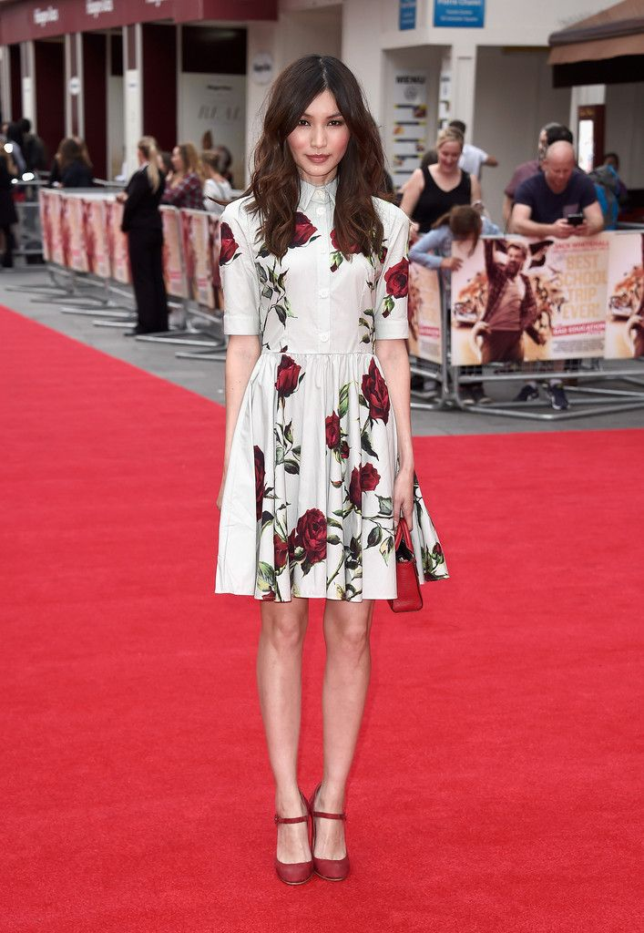 """KATCHING MY I: Photos: Jack Whitehall and Gemma Chan attend the World Premiere of """"The Bad Education Movie"""""""