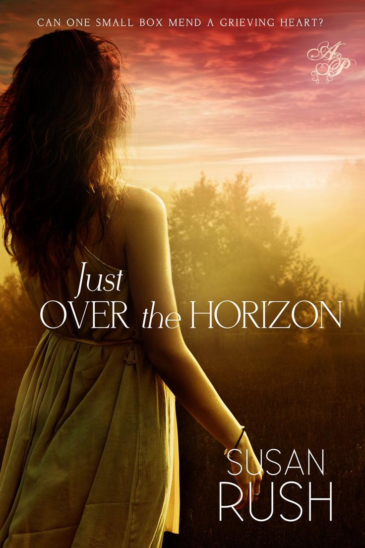 Just Over the Horizon available now on Amazon.
