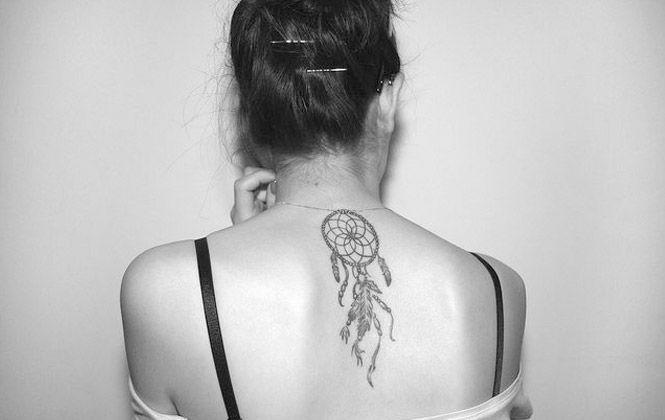 100 Fotos de Tatuagens Filtro dos Sonhos