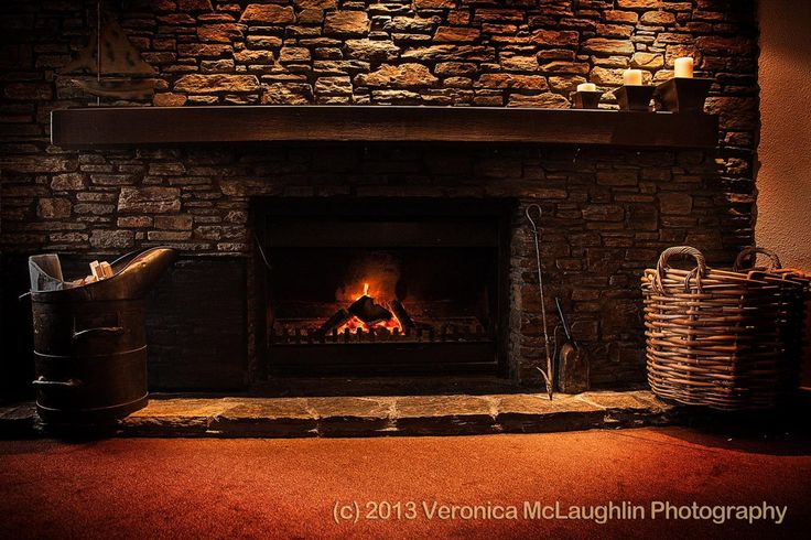 Fireplace - Along with a nice hot cuppa and someone you love… just about perfect.