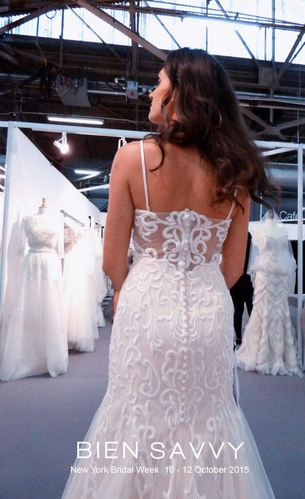 Wedding dress Addicted to Luxury, 2016 bridal collection Addicted to Love by BIEN SAVVY, @ New York Bridal Week, October 10 - 12 th, 2015