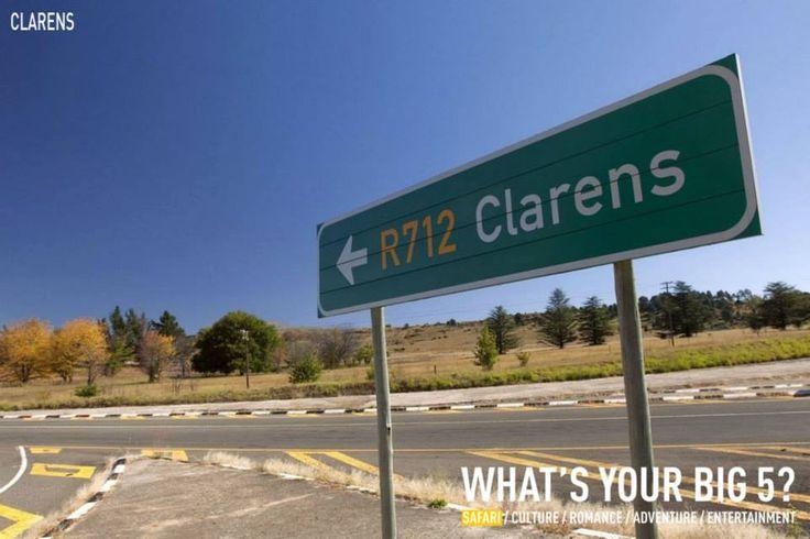 Clarens in Orange Free State