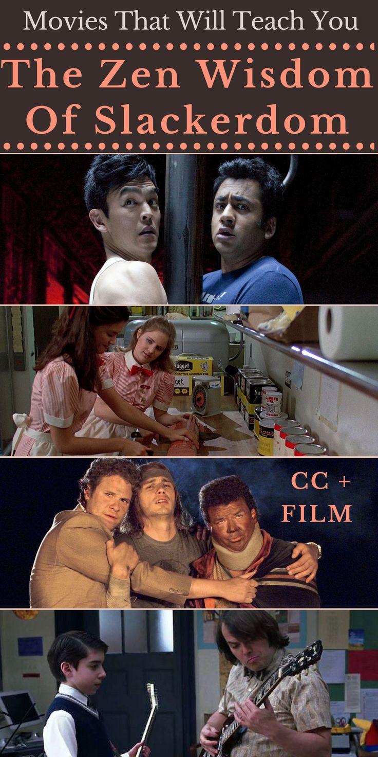 Slacker films comedies