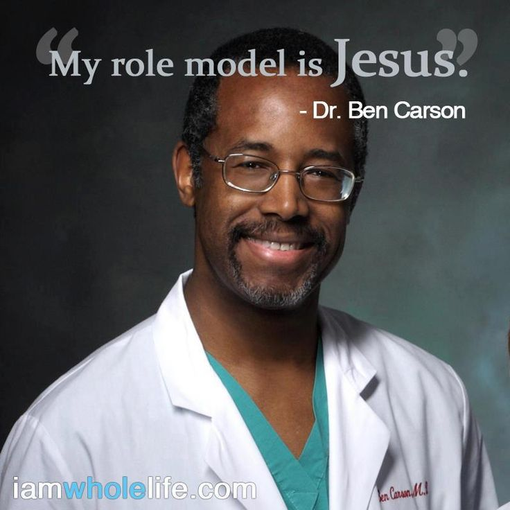 Dr. Ben Carson....great man...please keep speaking out....America needs YOU!