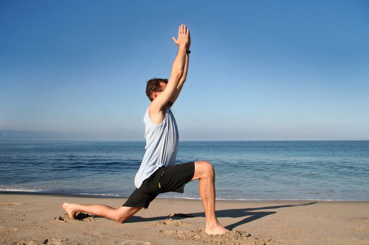 Calling All Body Builders: Yoga is Great for Weight Lifting