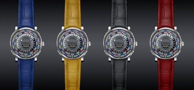 ルイヴィトンの新作時計 | セレクトショップ、バモーレを経営する若き社長のBLOG