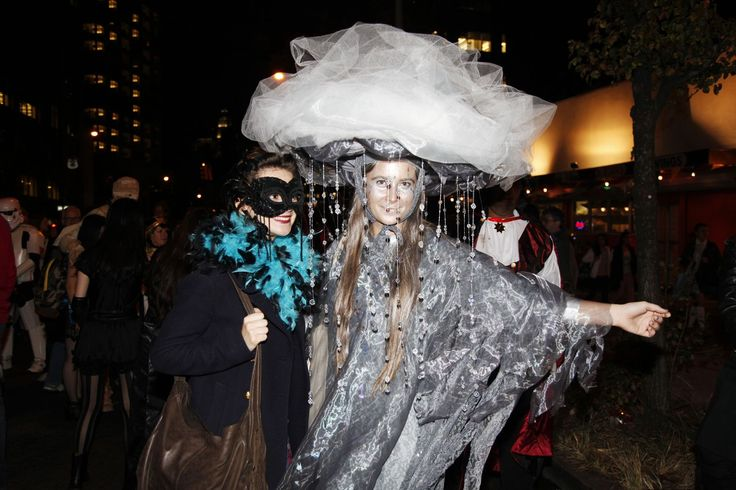 nyc halloween parade after party