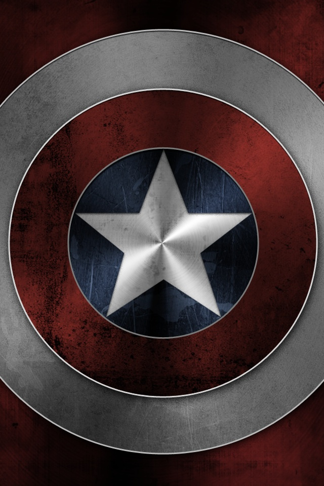Captain America iPad wallpaper - Visit to grab an amazing super hero shirt now on sale!