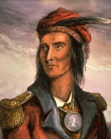 Biography of Shawnee Chief Tecumseh 1768-1813