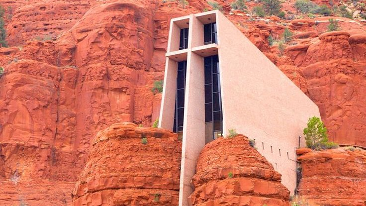 Exibindo item 1 de 14 Chapel of the Holy Cross - Sedona (e arredores) - Tourism Media