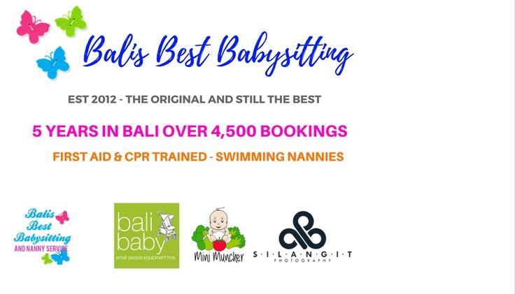 Bali Babysitting Bali Nanny